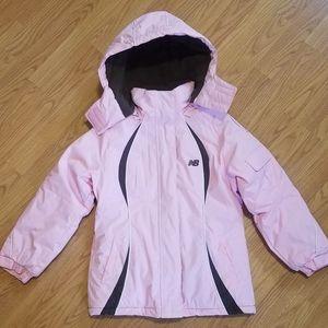 New Balance jacket size 10/12 kids New